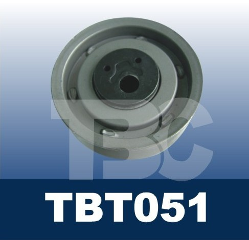 Automotive belt tensioner bearing