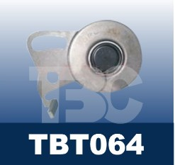 Miniature tensioner bearing