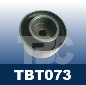 Precision tensioner bearing