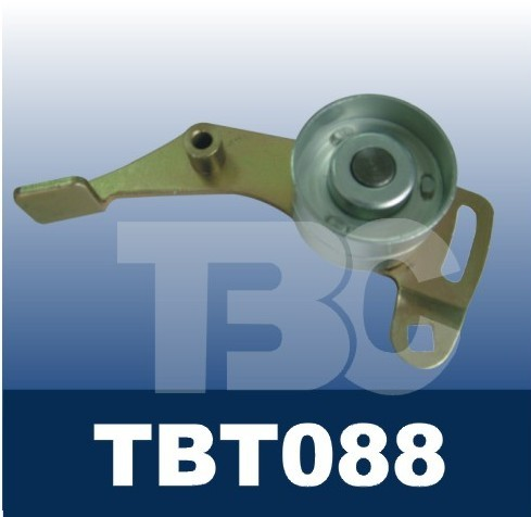 Pulley tensioner bearing