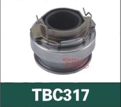 Auto parts clutch bearing