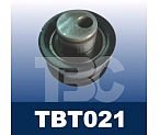 Auto engine tensioner bearing