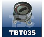Auto belt tensioner bearing