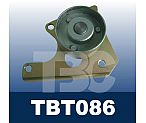 Timing tensioner pulley